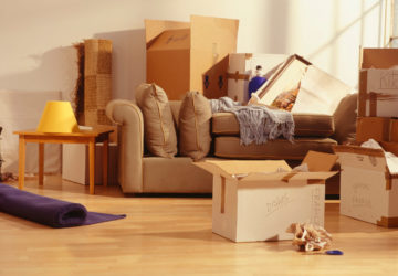 Переїзд на нову квартиру